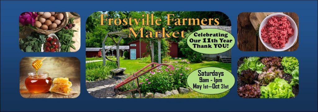 frostville farmers market scene